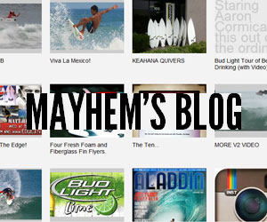 Mayhem's Blog