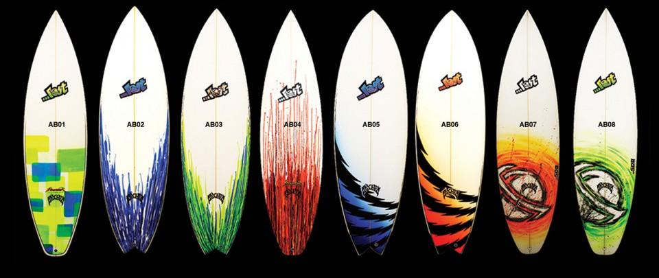 build how to paint surfboard