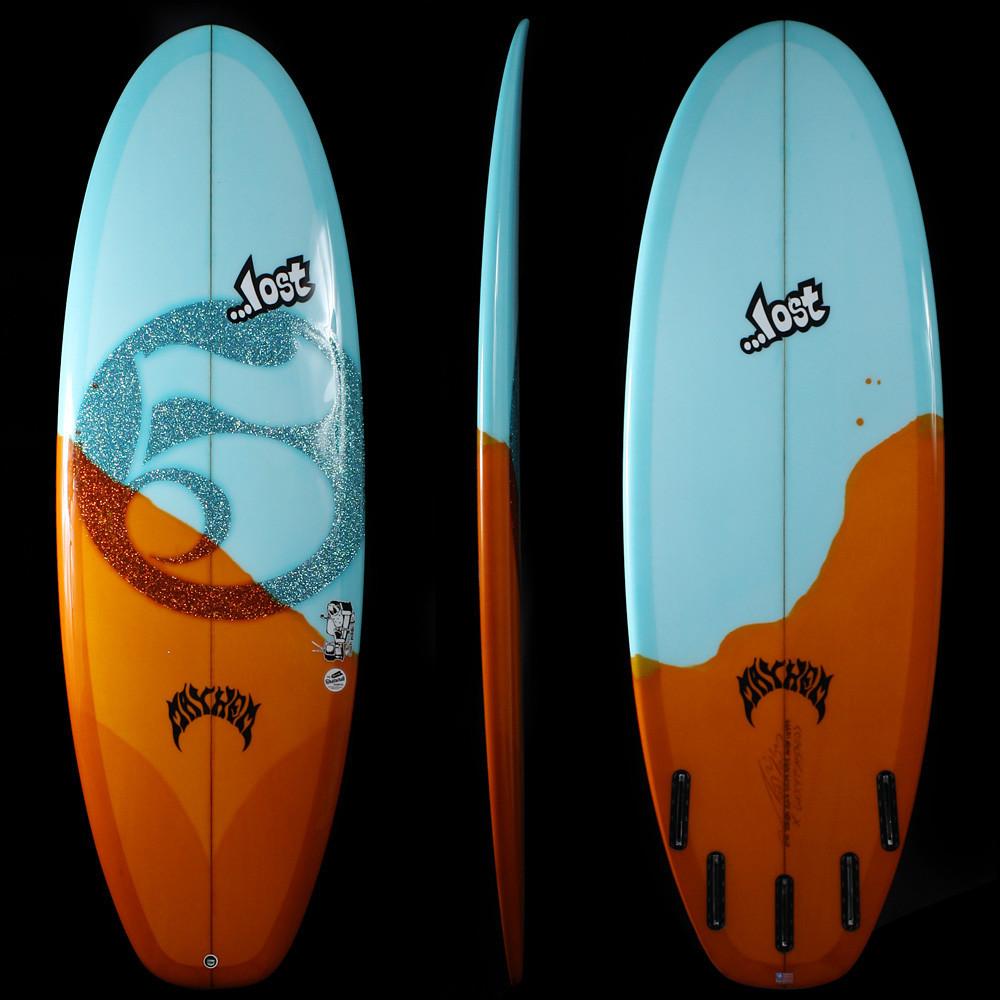 8LOST_COUCH_POTATO_Lucky_Bastar -    Lost Surfboards by Mayhem