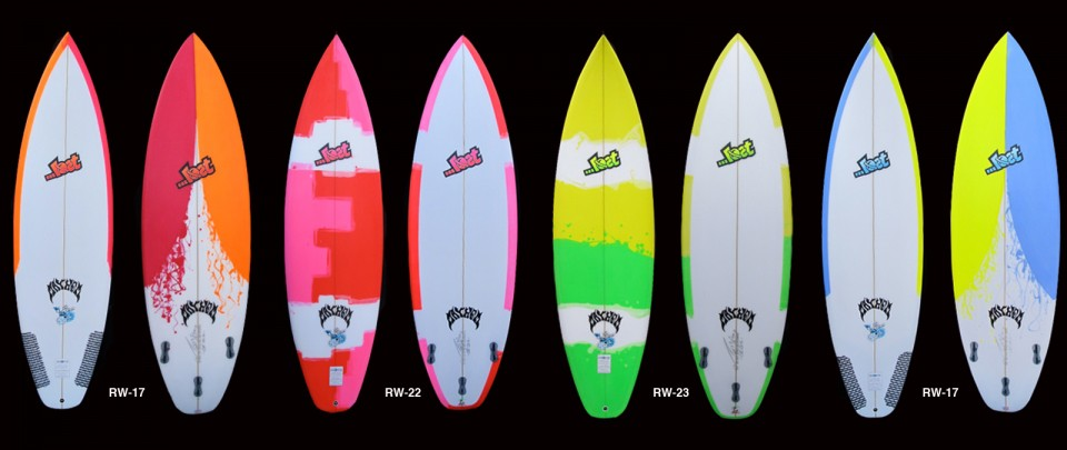 Matt Biolos Mayhem Surfboards Designs In The  S