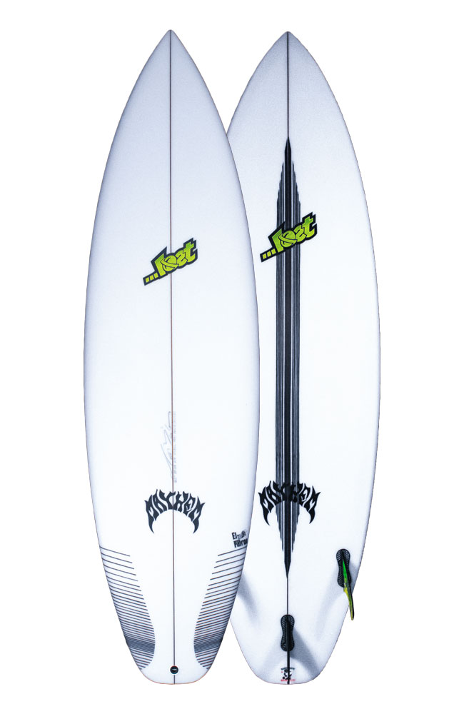 Uber Black Driver >> Surfboards - ...Lost Surfboards by Mayhem